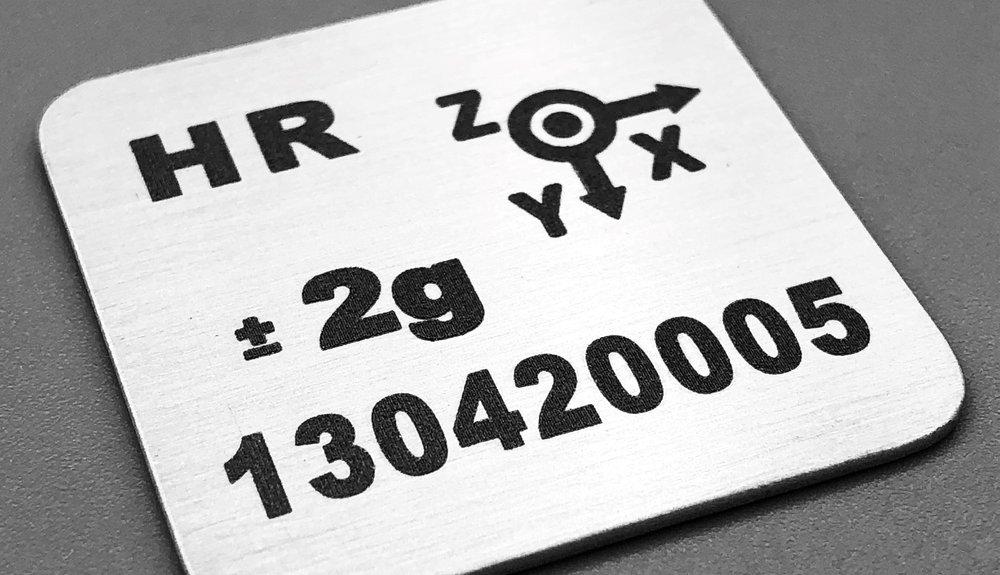 Gravure et marquage laser du métal