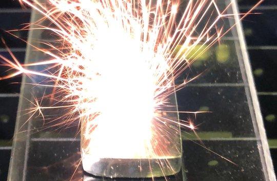 Laserbewerken metaal